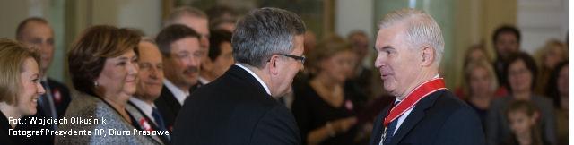 Fot.: Wojciech Olkuśnik, Fotograf Prezydenta RP, Biuro Prasowe